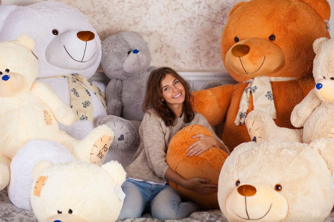 Самые большие игрушки девушек 26 фотография