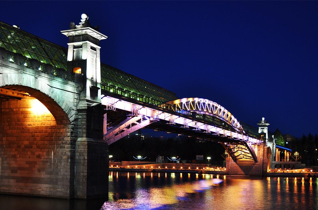 Андреевский мост.