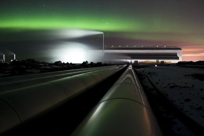 Красивые фотографии полярного сияния 0 10d5fb 511ccf5d orig