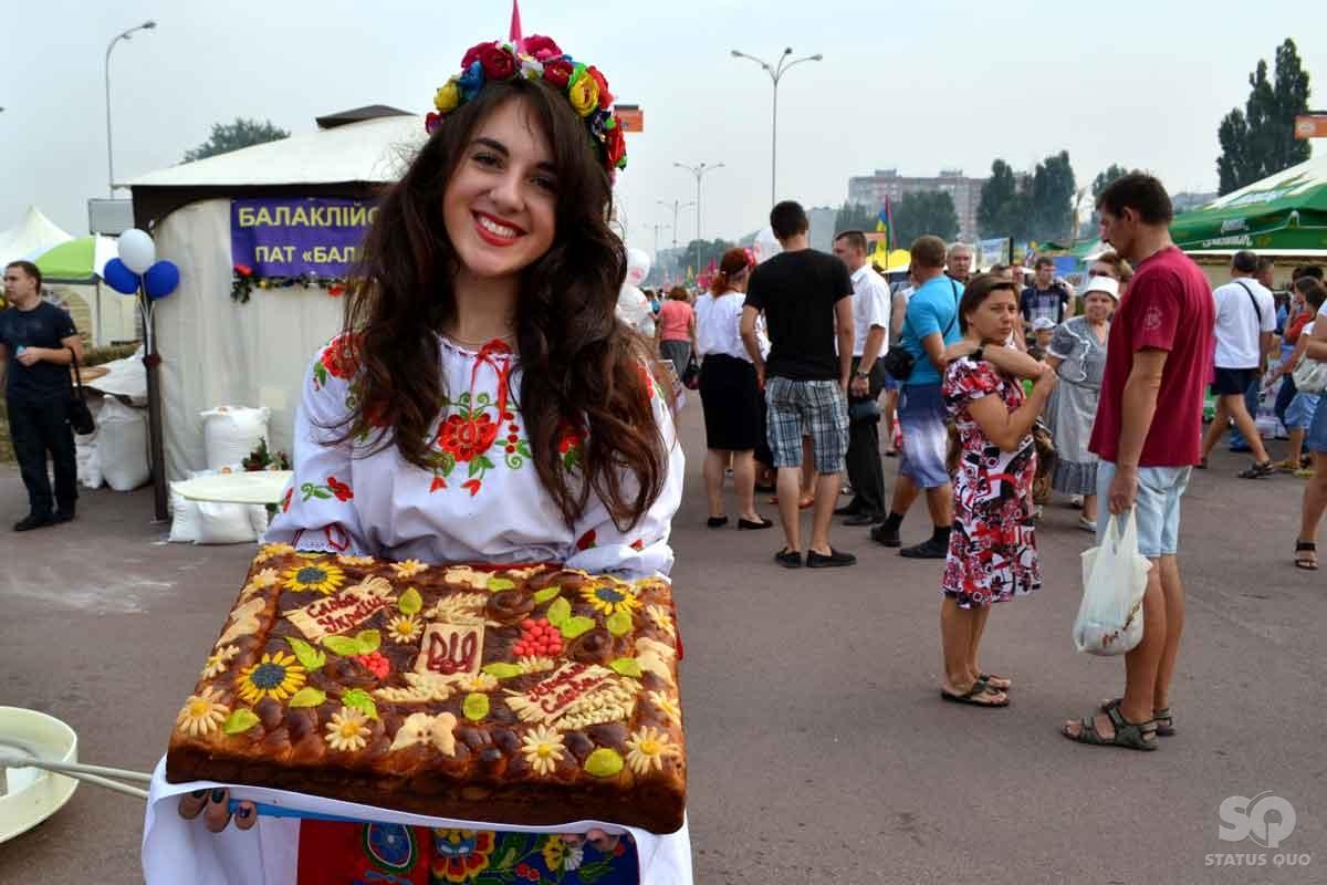 Сегодня вХарькове открылась огромная Слобожанская ярмарка