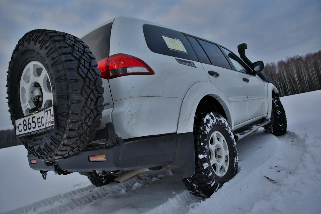 Можно ли на грязевой резине ездить зимой? - Диагостика и ремонт автомобиля своими руками