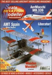 Журнал Scale Aviation Modeller International vol.5. iss.7 1999