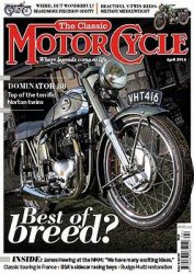 Журнал The Classic MotorCycle 2014-04
