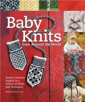 Книга Baby Knits from Around the World