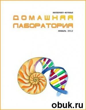 Журнал Домашняя лаборатория №1 (январь 2012)