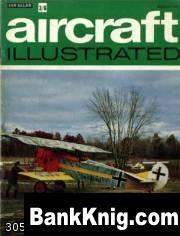 Журнал Aircraft Illustrated v.03 n.08, 1970.08