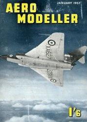Журнал Aeromodeller Vol.23 No.1 (January 1957)