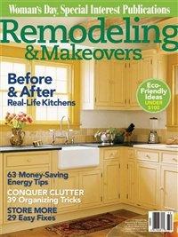 Журнал Журнал Remodeling & Makeovers №2 ч.17 (2007 / US)