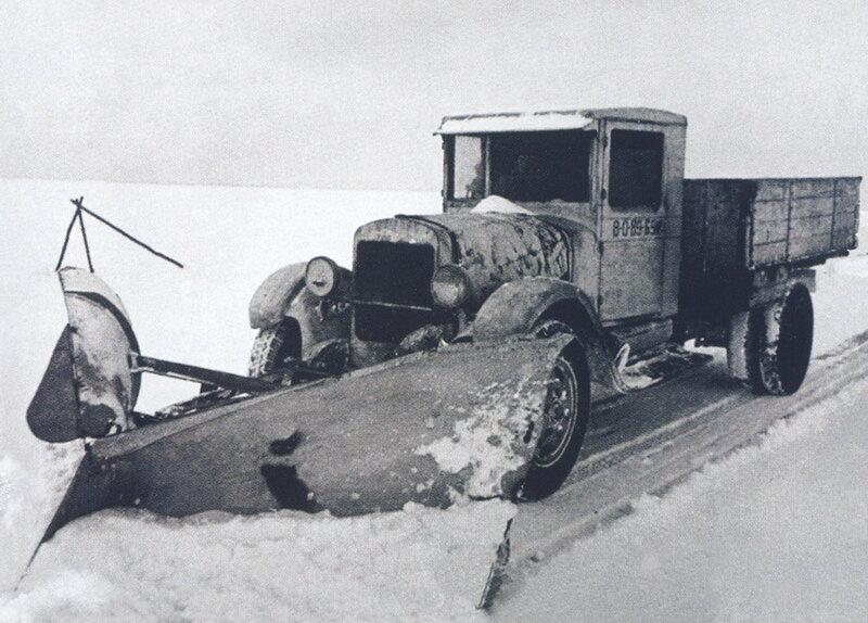 Ледовый участок «Дороги жизни»