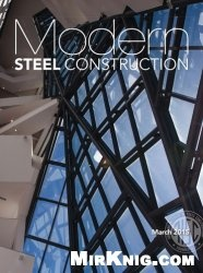Журнал Modern Steel Construction - March 2015