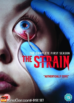 The Strain - Staffel 01-04 (2014)