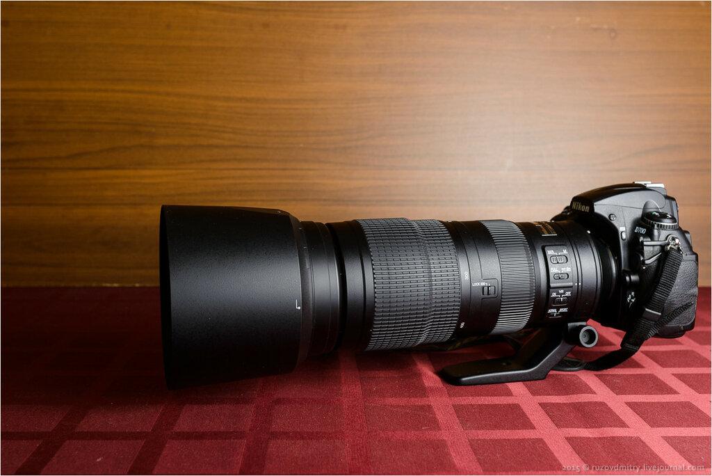 Nikon 200-500mm FX NIKKOR f/5.6 E ED VR