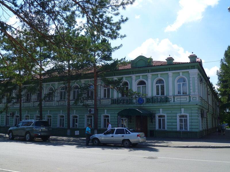 Семипалатинск, отель Бинар (Semipalatinsk hotel Binar)