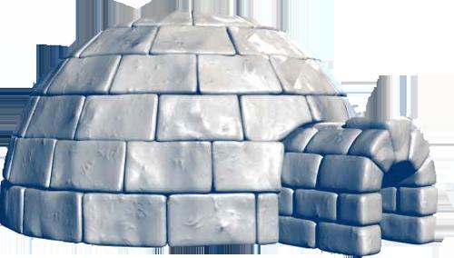 Клипарт PNG – Дома и постройки