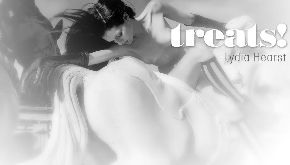 Лидия Херст / Lydia Hearst by Tony Duran in Treats! Magazine issue 8
