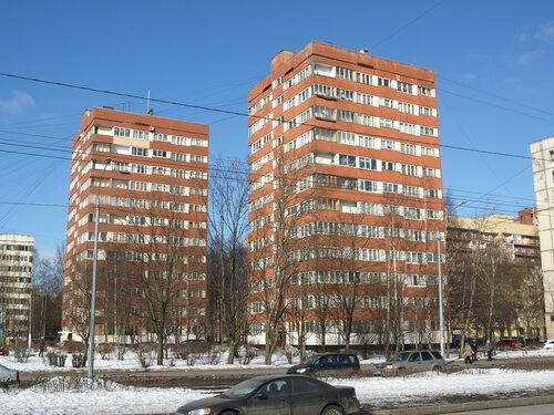 Светлановский пр. 56к1 и 58к1