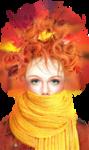 Девушки «Осень»