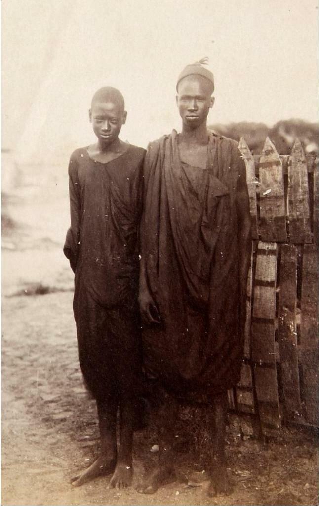 1895 по 1900. Сенегал.