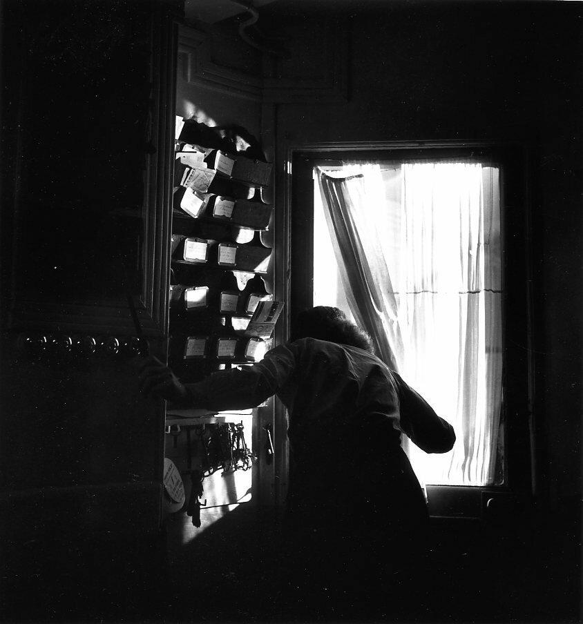 1942. В домике