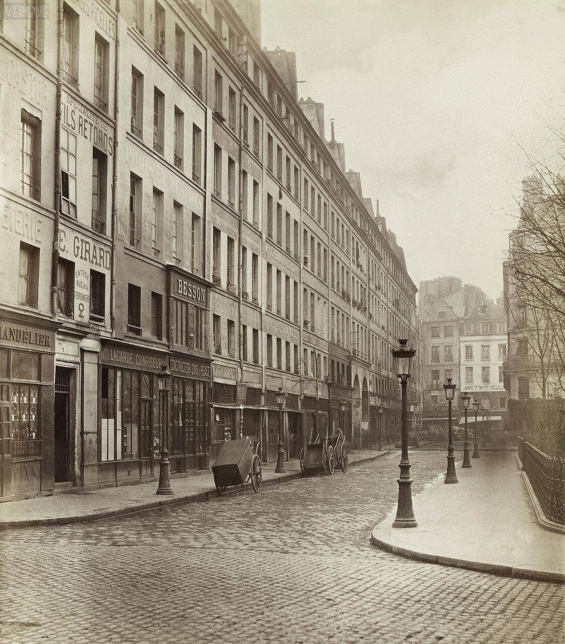 Рю дэз-Иносан. 1866