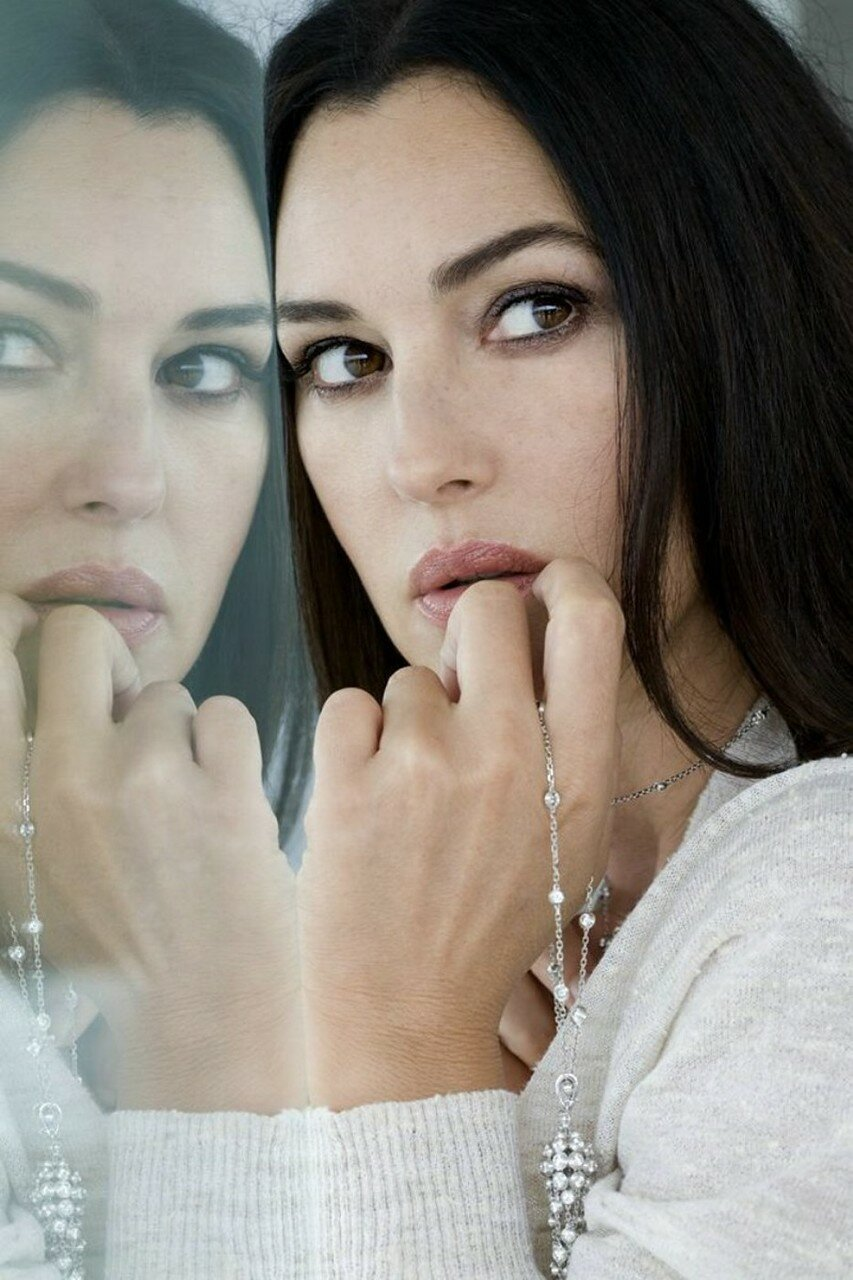 En la imagen, la actriz Monica Bellucci.<>In the pic, Monica Bellucci. *** Local Caption *** Bellucci Monica_Sylvie Lancrenon_4047