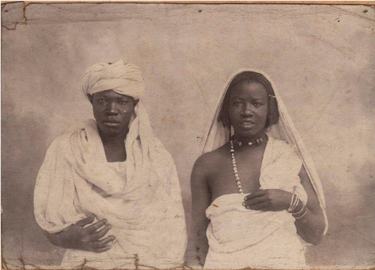 1890-е. Бельгийское Конго (остров Матеба)