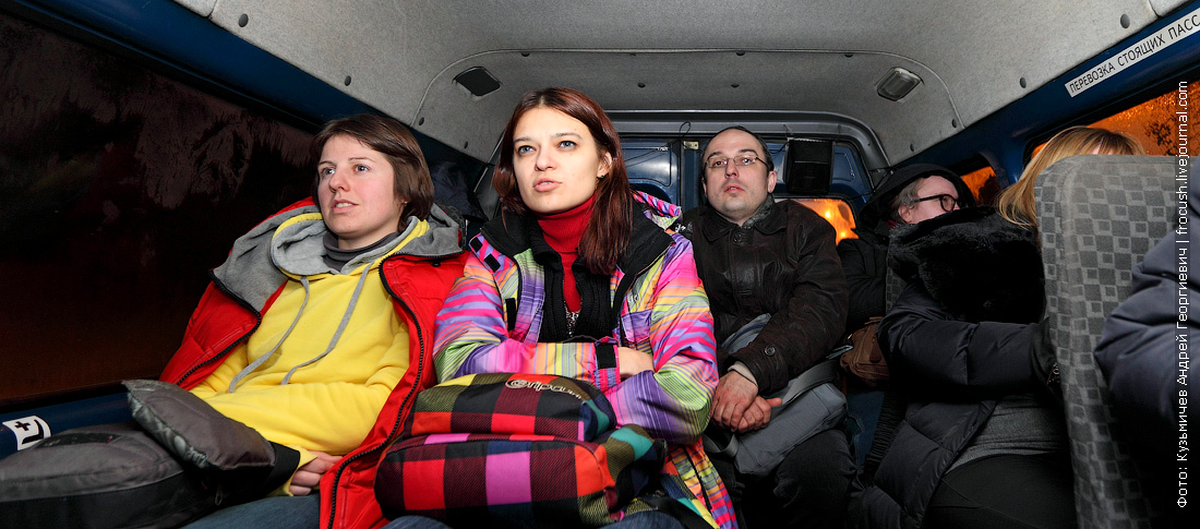 участники сообщества МосБлог