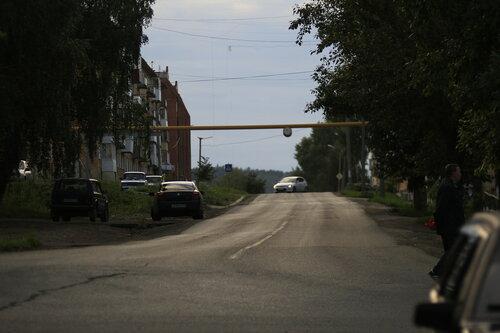 Улица Бубнова в Кусе