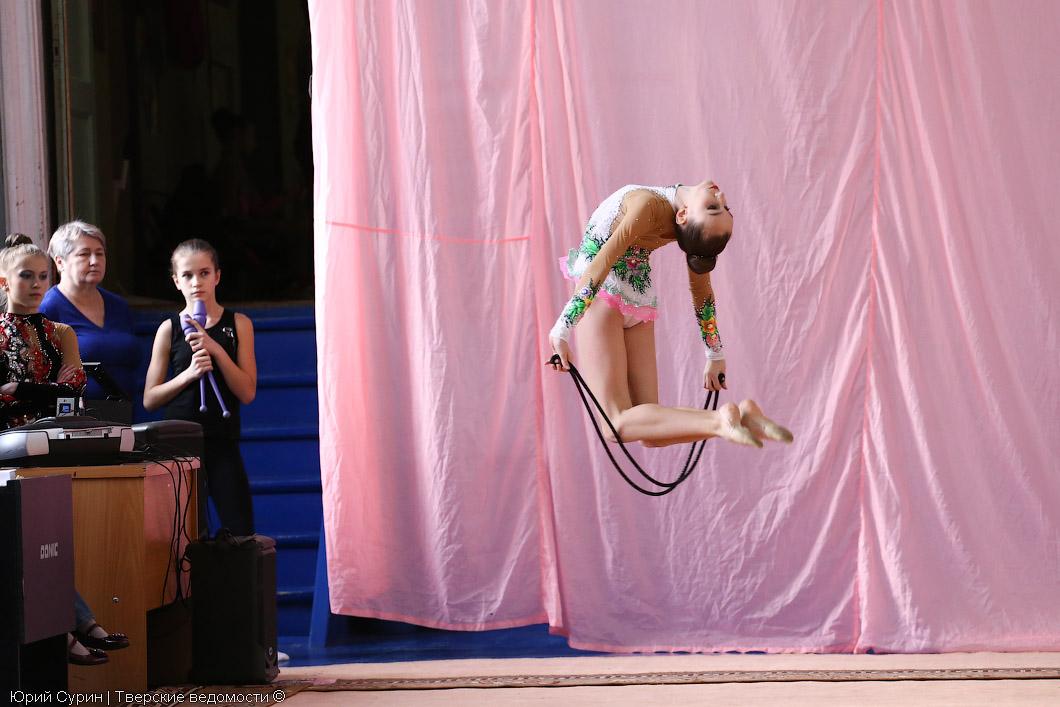 Гимнастика в Твери