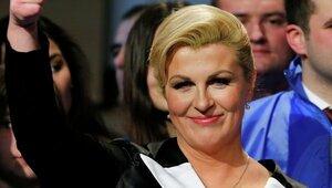 В Хорватии впервые президентские выборы выиграла женщина