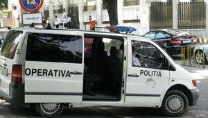 В Кишиневе проверяют здание из-за сообщения о бомбе
