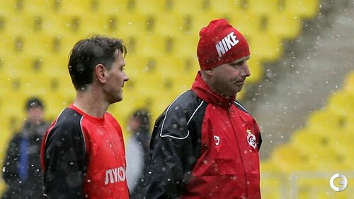 Дмитрий Аленичев и Александр Старков