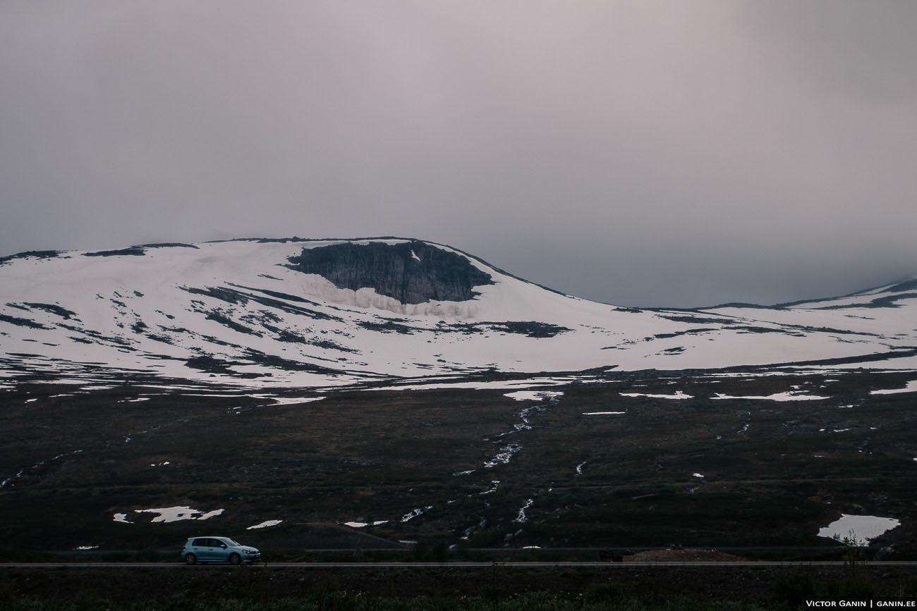 Автостопом через всю Норвегию: последние дни за полярным кругом