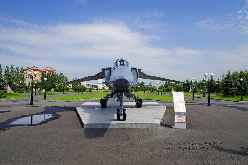 МиГ-27, Парк Победы, Казань