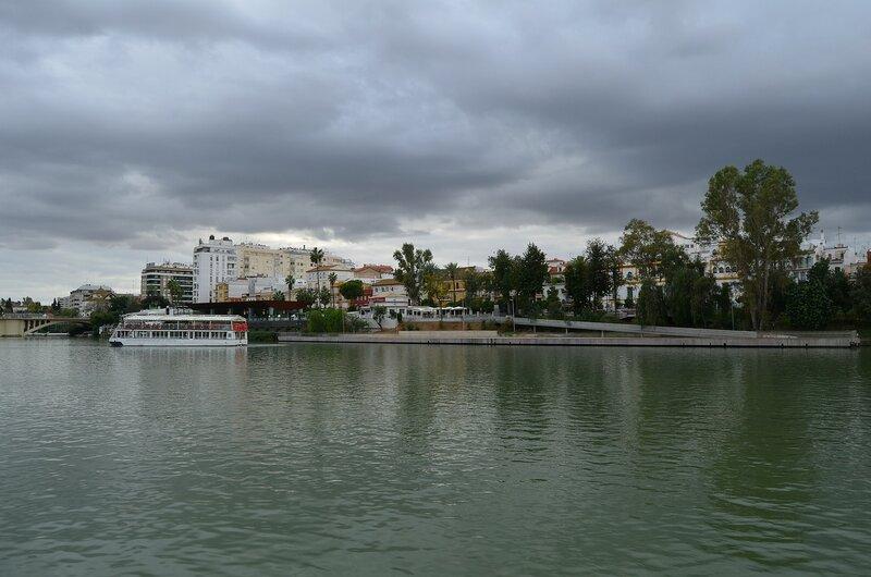 в Севилье