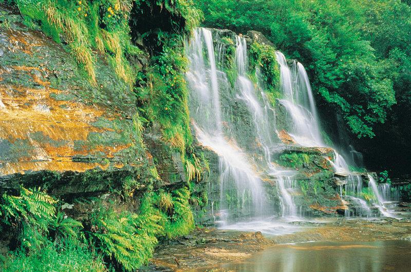 все согласуем, австралия горы водопады виды фото первый взгляд