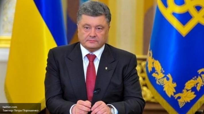 Петр Порошенко президент Украины