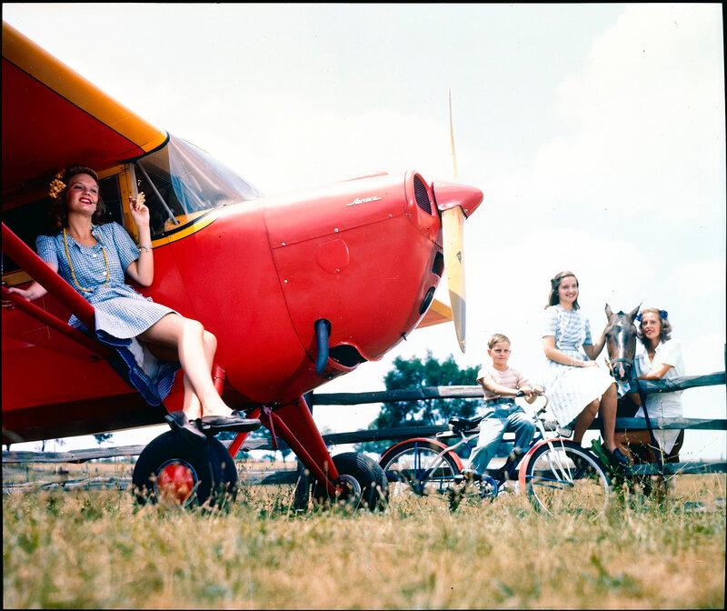 Aeronca 11AC Chief (rn NC36989)