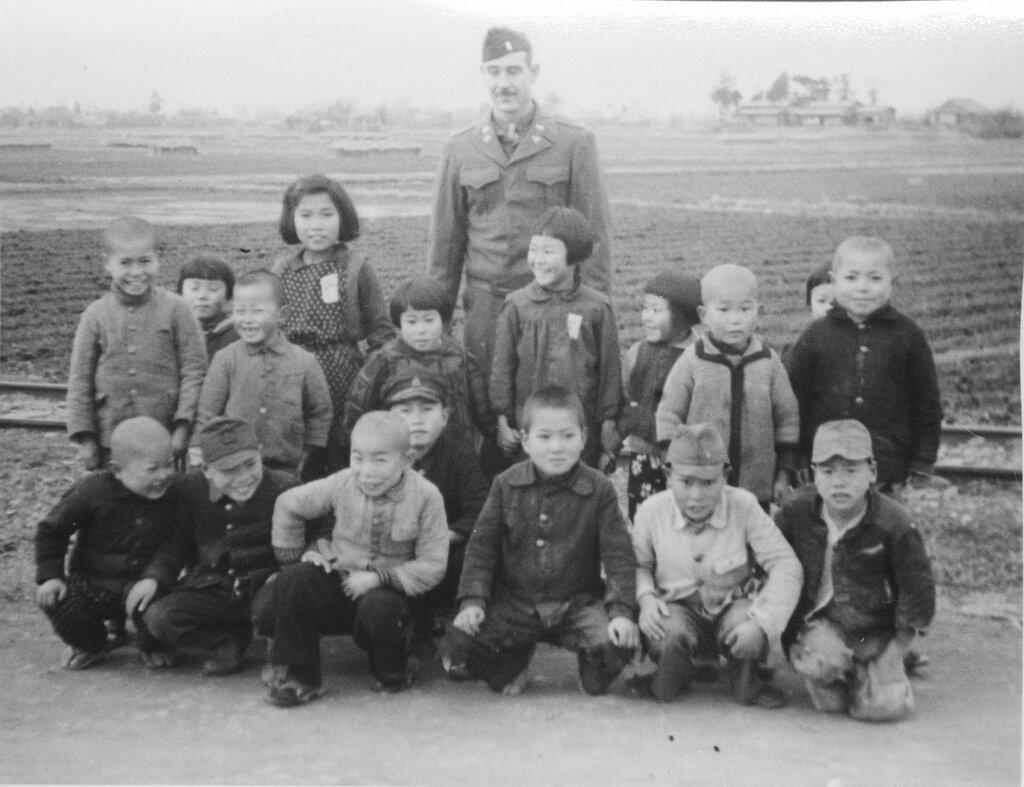 Miyanojin village, Dec 30,1945