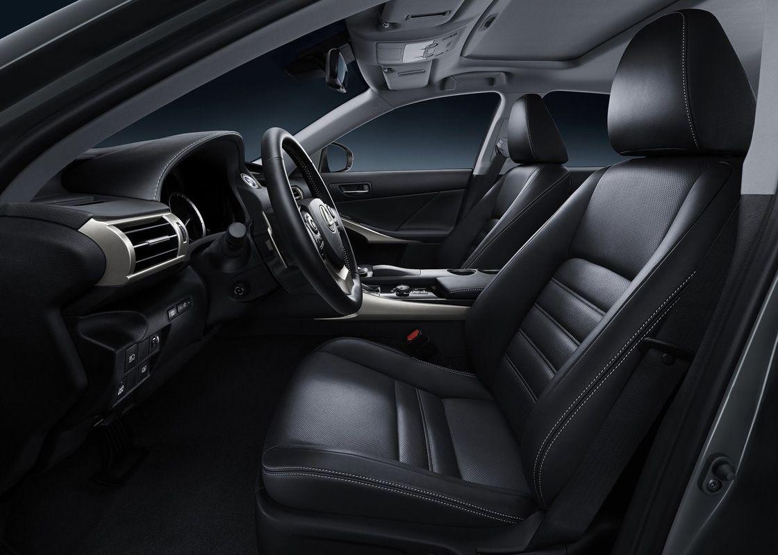 Новый седан Lexus 3-го поколения