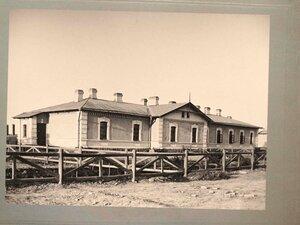 Жилой дом на станции Казалинск