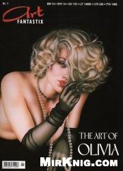 Книга Art Fantastix №01 - The Art of Olivia