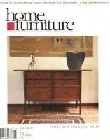 Журнал Home Furniture №13 November 1997