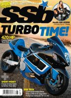 Книга Super Streetbike - August (2011) (format): pdf