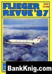 Журнал Flieger Revue №12  1987