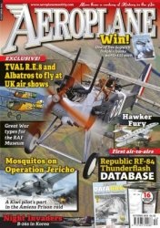 Журнал Aeroplane Monthly №10 2012
