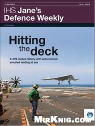 Журнал Janes Defence Weekly  № 29  2013