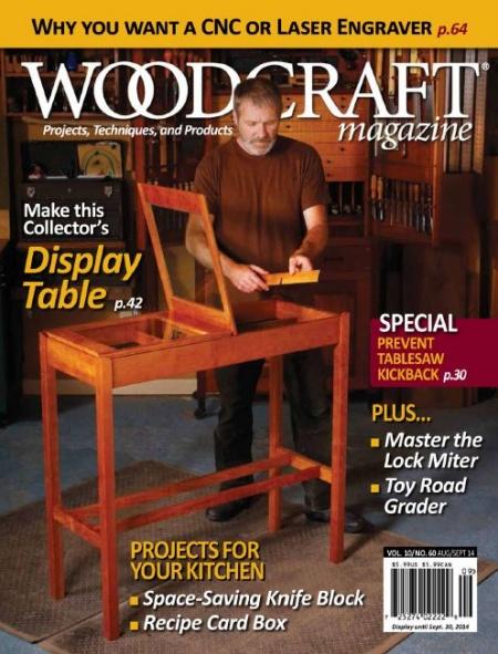 Книга Подшивка журналов:WoodCraft №№53-60 (2013-2014) [EN]