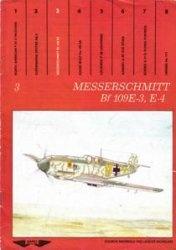 Книга Messerschmitt Bf 109E-3, E-4  [Aeroteam 03]