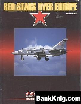 Книга Red Stars Over Europe